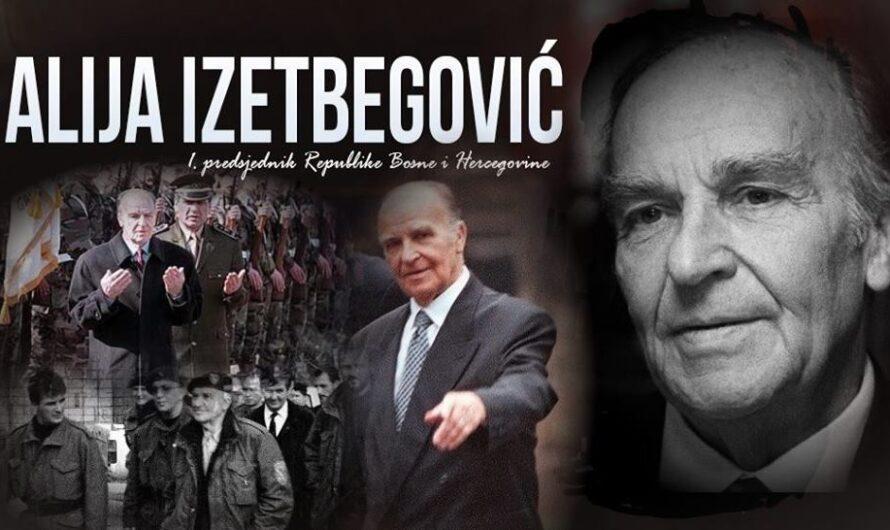 IN MEMORIAM – ALIJA IZETBEGOVIĆ ( 1925 – 2003 )