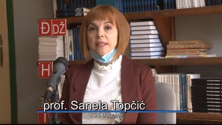 "Prilog RTV Bugojno o blogu ""Volimo bosanski jezik"""