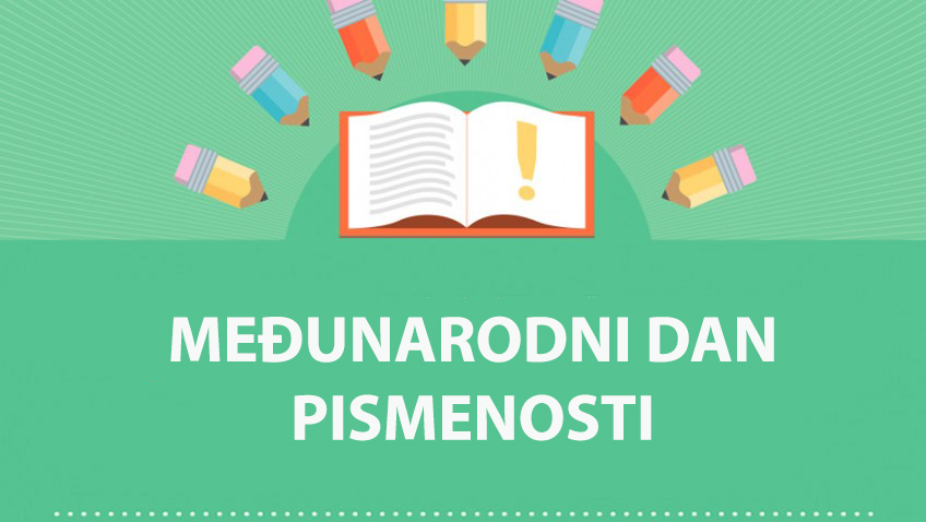 Međunarodni dan pismenosti 8.septembar