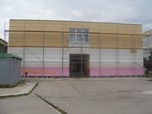 Adaptacija škole 2010